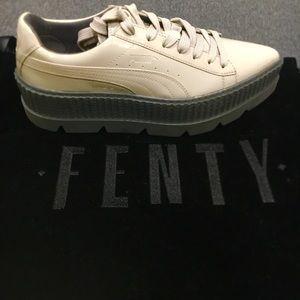 Fenty Puma wedges/sneaker